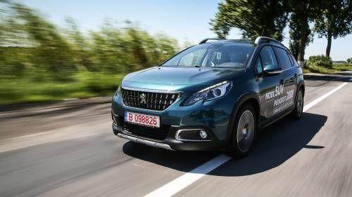 2016 Peugeot 2008 1.2 Active Test Drive