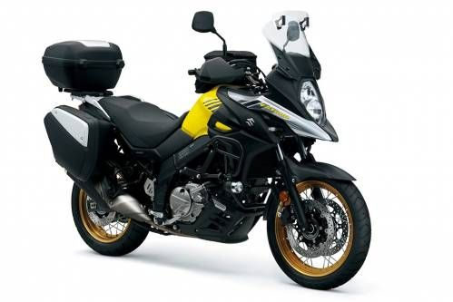 The New Suzuki V-Strom 650 Introduced at Intermot