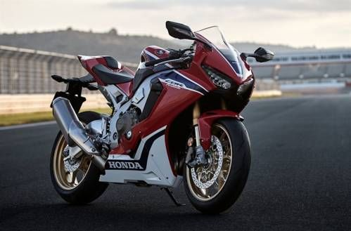 The New Honda CBR1000RR SP unveiled at Intermot
