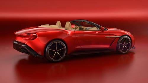 Aston Martin Vanquish Zagato Volante Said to Come with a Bewildering $850,000 Price Tag