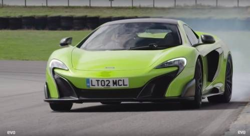 McLaren 675LT Is So Quick on the Track P1 Owners Should Be Worried