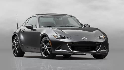 The 2017 Mazda MX-5 Miata RF Launch Edition Sold Out in One Week
