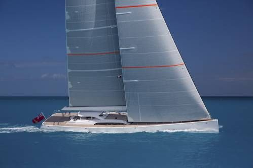 Unfurled Is A 46m Sloop Rigged Performance Cruiser
