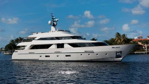 Sanlorenzo Delivered Superyacht Kathleen