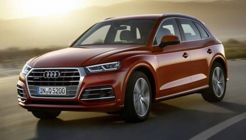 Audi's Next-Gen SQ5 Might Become World's First Drift-Happy SUV