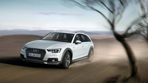 Audi Wants to Remind You the New A4 Allroad Is Here