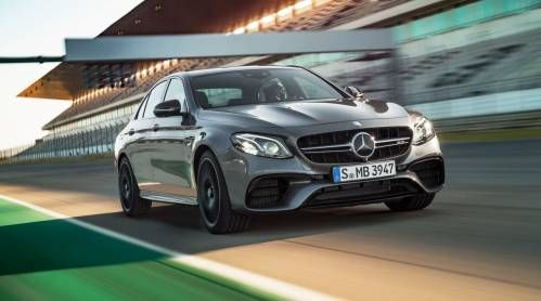 2018 Mercedes-AMG E 63 and E 63 S Herald the Most Powerful E-Class Ever