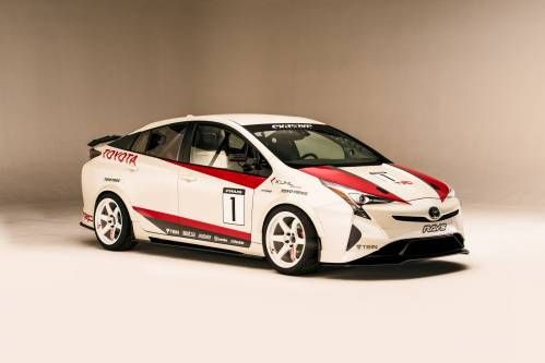 Here's a Toyota Prius That Might Actually Kick Some Ass