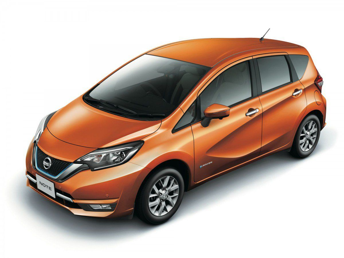 Nissan Trumpets New E Hybrid Train Capable Of 87 Mpg Or 2 7 L 100 Km