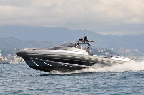 Sacs Marine Strider 19 Is One Of The Largest Tender Ever Build