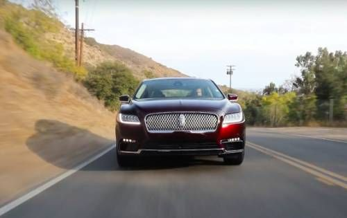 2017 Lincoln Continental May Be the New Standard in American Luxury