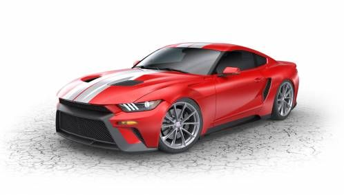 Ford May Sue Creators of Mustang GTT from SEMA