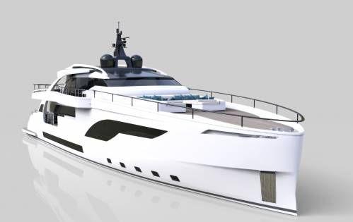 New Wider 125 Superyacht Sold