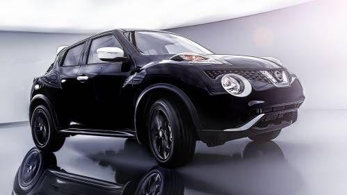 2017 Nissan Juke Black Pearl Edition Postpones the Inevitable