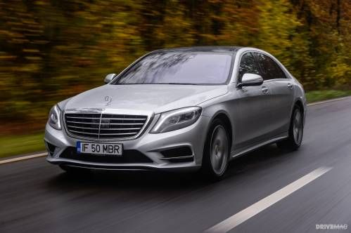2016 Mercedes-Benz S 350 d 4MATIC L Test Drive - Still the Default Luxury Sedan