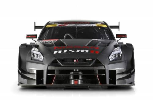 Nissan GT-R Nismo GT500 Gears Down for Japan's 2017 Super GT