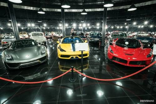The Most Spectacular Car Collection You Never Heard About: Tiriac Collection