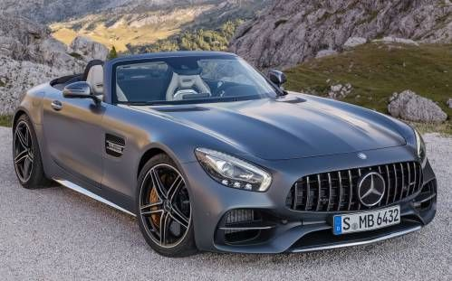 Mercedes-AMG GT Roadster Carries a €129,180 Starting Price