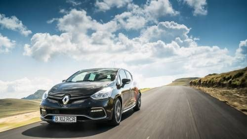 2016 Renault Clio RS Trophy Review: Small Cup of Pureness