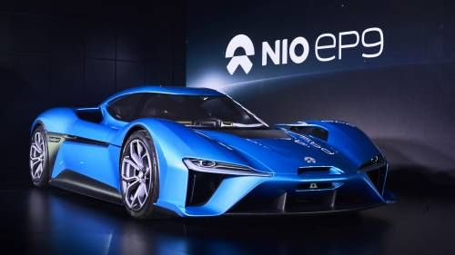 Nürburgring Has a New Electric Caesar: NextEV's Nio EP9 Hypercar