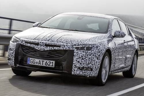 Opel Says All-New 2017 Insignia Is More Dynamic Than Ever, Shares Video to Prove It