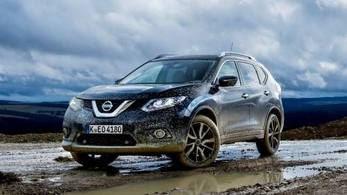 2017 Nissan X-Trail Bags 2.0-Liter 175 HP Diesel Engine in Europe