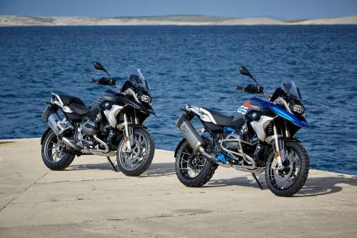 BMW R 1200 GS 2017 Facelift. What's new