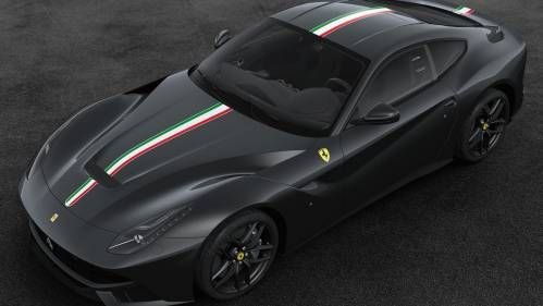 Ferrari Shows Us ALL the Special Anniversary Liveries