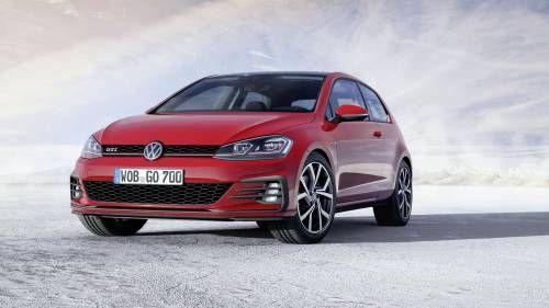 2017 Volkswagen Golf Facelift Starts at €17,850, Configurator Says €19,625