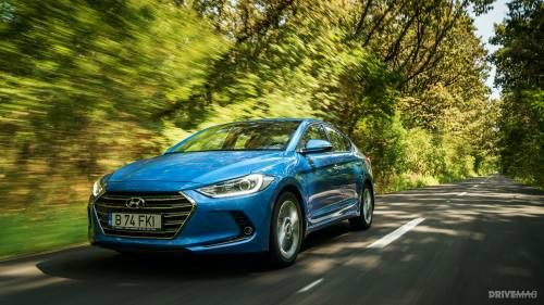 2016 Hyundai Elantra 1.6 CRDI Elite Review: Aiming High(er)