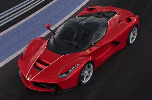 The 500th Ferrari LaFerrari Fetched $7 Million at Auction