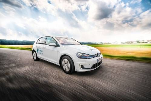 Volkswagen e-Golf with Doubled Max Range Is the Work of Kreisel
