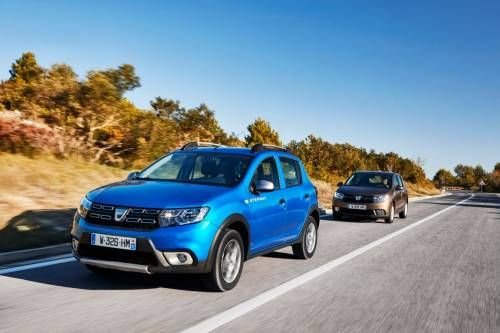 Dacia Discloses UK Prices for the Facelifted Sandero, Sandero Stepway and Logan MCV