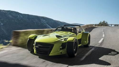 Carbon-Plated Donkervoort D8 GTO-RS Bare Naked and Race Editions Crave a Circuit