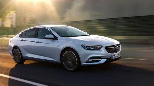 2017 Opel Insignia Grand Sport Drops Kilos and Adds More Attitude