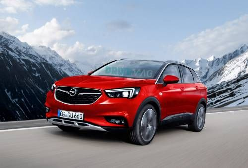 Opel Grandland X, Crossland X and Mokka X: Joining the SUV Madness