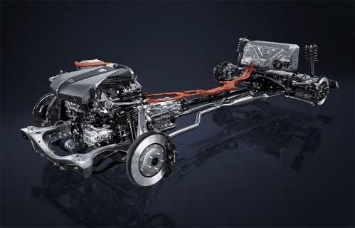 Toyota Announces New TNGA-Compatible Engine and Gearboxes
