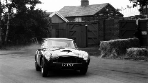 Aston Martin Will Revive the DB4 GT for $1.9 Million Apiece