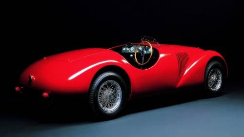 1947 Ferrari 125 S: The Ferrari Icons