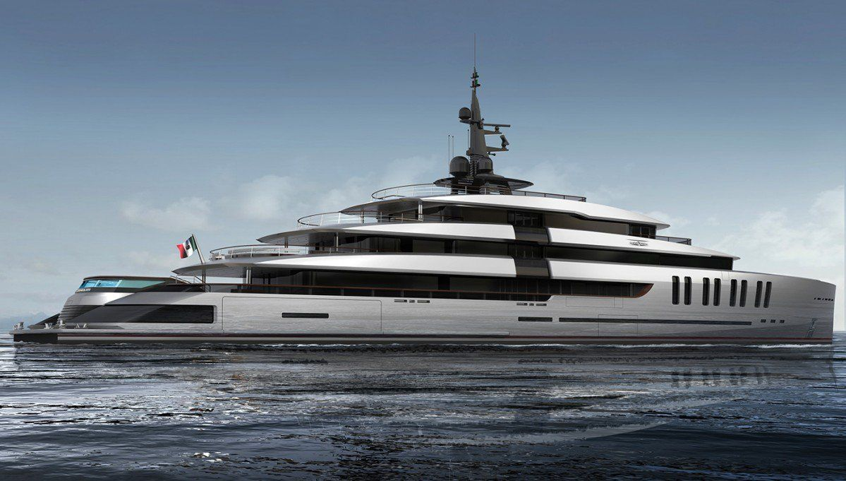 Top 15 Superyacht Concepts Of The Year