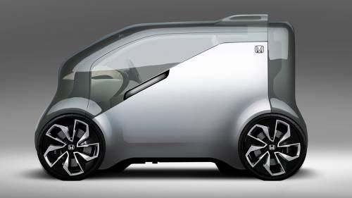 Honda to Show Off NeuV Automated Commuter Vehicle with Artificial Intelligence, Emotions at CES 2017