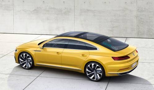 Volkswagen Arteon Reportedly in Line for Shooting Brake Version