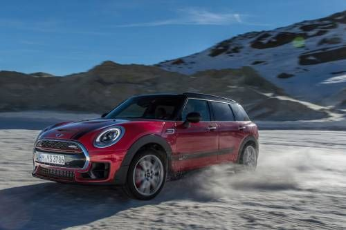 Mini Details JCW Clubman: 231 HP and Standard All-Wheel Drive
