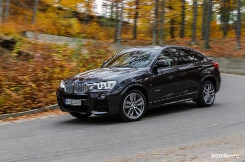2016 BMW X4 xDrive 35d Test Drive. Well-Mannered Rhino
