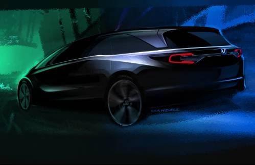 Honda Teases All-New 2018 Odyssey Before NAIAS Debut