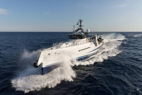 Damen Support Ship Fast & Furious Has Been Sold