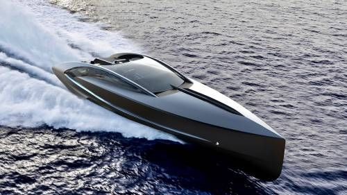 Powerboat Concept Sarco From Timur Bozca Looks Amazing