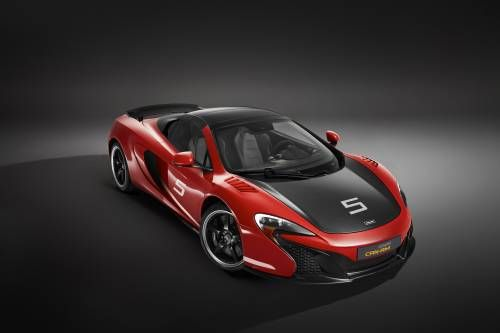 MSO Plays Santa for McLaren 12C, 650S and 675LT Owners