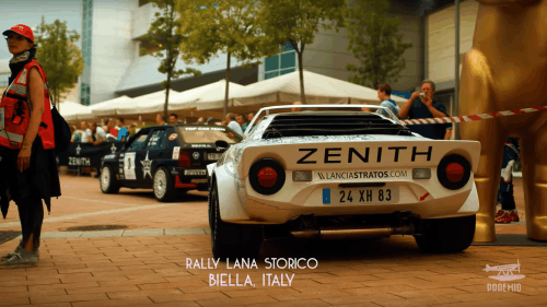 Ever Wondered What It's Like to Compete in a Lancia Stratos?