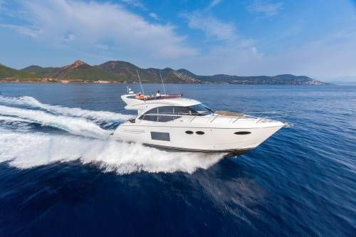 Princess 49 Is The Perfect Mini Yacht